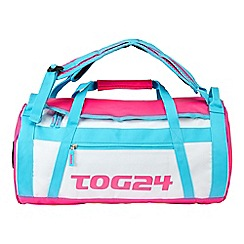 Tog 24 - White stow 30l packaway duffle