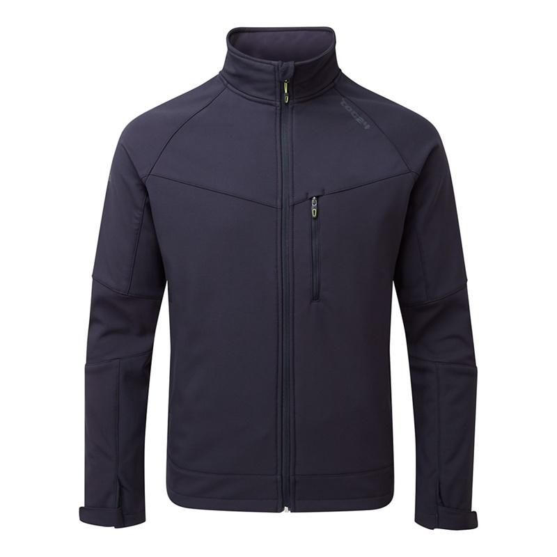 Tog 24 Navy Strategy Softshell Jacket