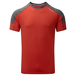 Tog 24 - Fire/grey marl stride tcz stretch t-shirt