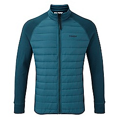 Tog 24 - Lagoon blue sulber insulated hybrid jacket