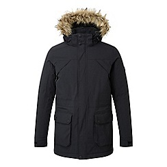 Tog 24 - Black superior milatex parka jacket