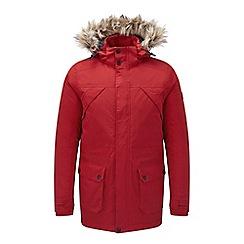 Tog 24 - Chilli red superior milatex parka jacket