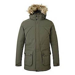 Tog 24 - Dark khaki superior milatex parka jacket