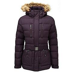 Tog 24 - Dark plum thaw TCZ thermal jacket