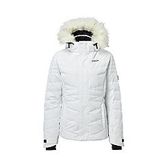 Tog 24 - White tidal milatex down waterproof jacket