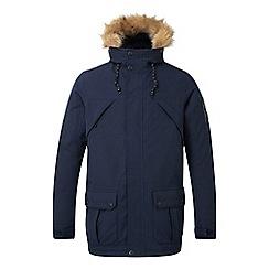 Tog 24 - Navy ultimate milatex down parka jacket
