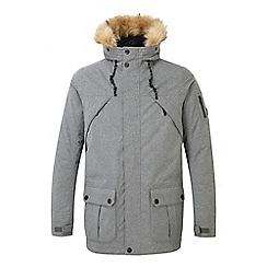 Tog 24 - Grey marl ultimate milatex down parka jacket