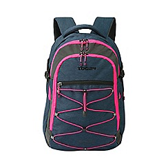 Tog 24 - Navy/neon urban college backpack