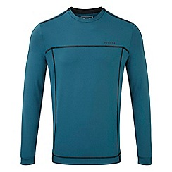 Tog 24 - Lagoon blue vault long sleeve performance t-shirt