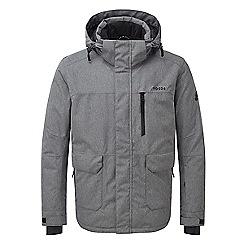 Tog 24 - Grey marl vertigo mens waterproof insulated ski jacket
