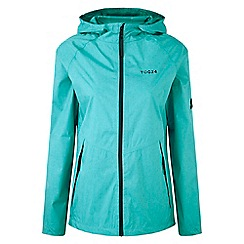 Tog 24 - Turquoise vettel womens performance waterproof jacket