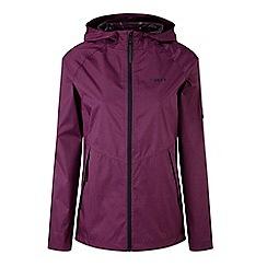Tog 24 - Dark purple vettel womens performance waterproof jacket