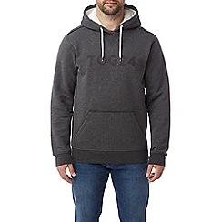 Tog 24 - Dark grey marl welton graphic hoody