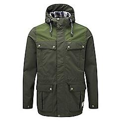 Tog 24 - Military green wickham milatex jacket