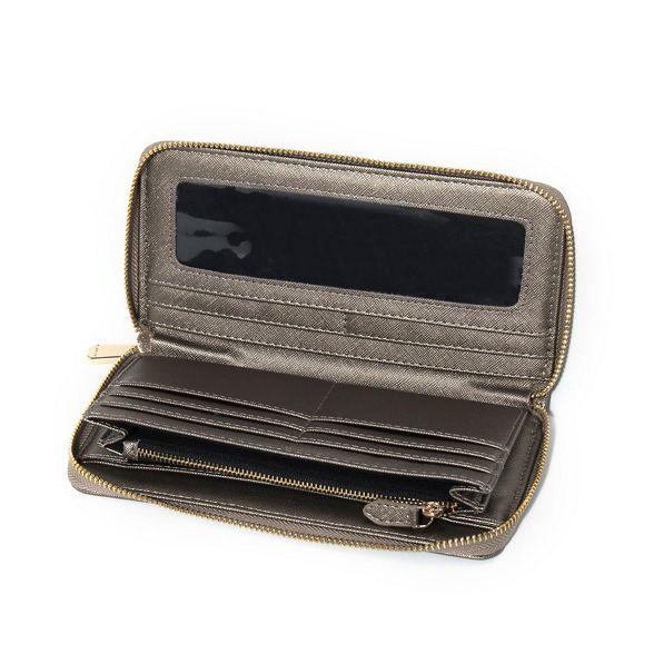 wallet basic Parfois Parfois Metallic Metallic ZCqBaB
