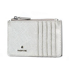 Parfois - Silver basic phili document wallet