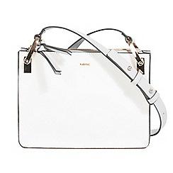 Parfois - White minimal crossbody bag
