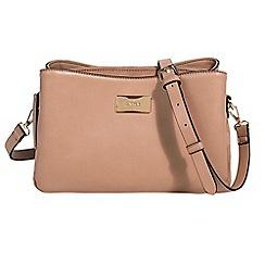 Parfois - Beige essential cross bag