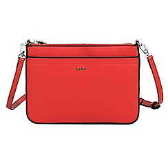 Parfois - Red brick lalala cross bag