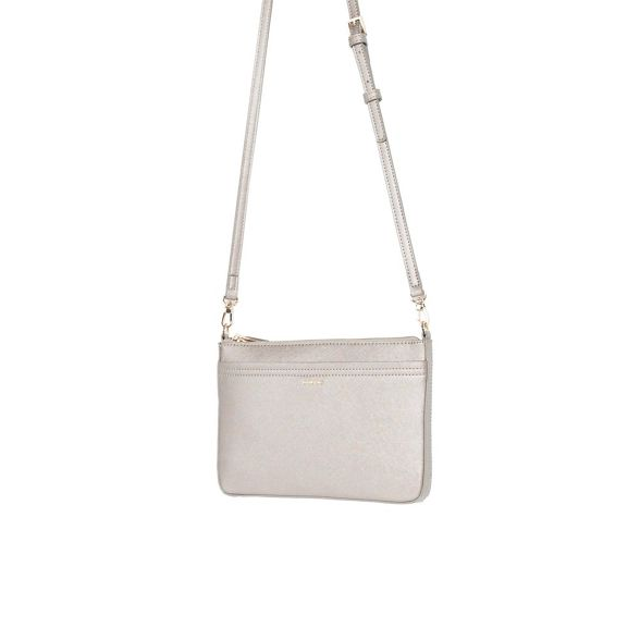 lalala Silver bag cross body Parfois XPBqpwn1