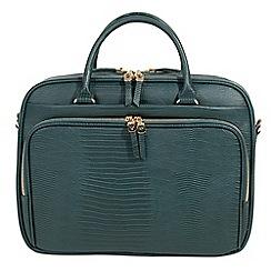 Parfois - Green oprah briefcase