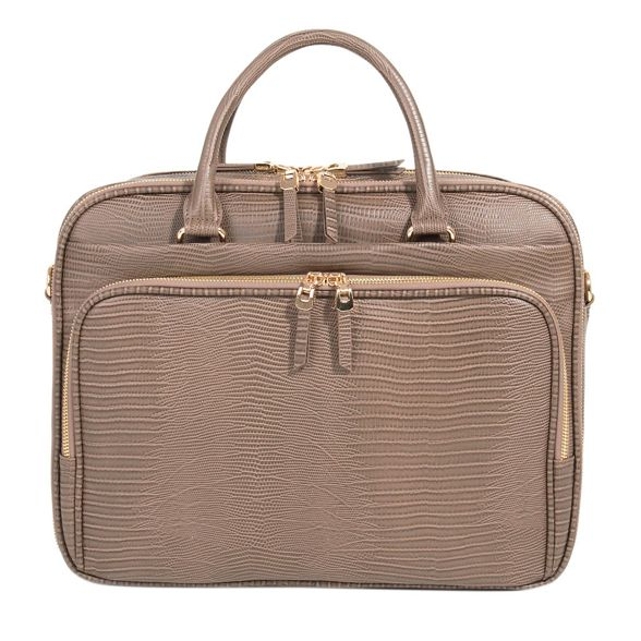 Parfois briefcase Parfois Taupe oprah Taupe nqw1xq8HCX