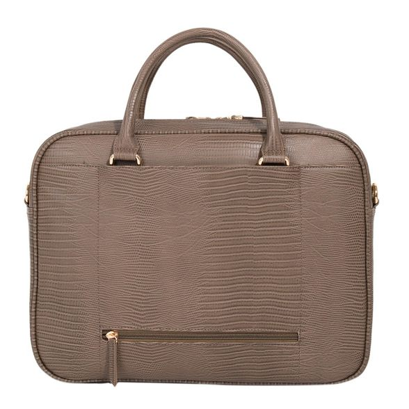 briefcase Parfois Taupe Taupe oprah Parfois Iwxqx1daz