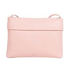 Parfois - Light pink fell cross bag