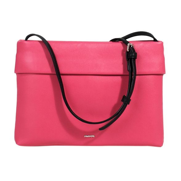 cross bag fell Parfois body Pink ExCqTCwI7