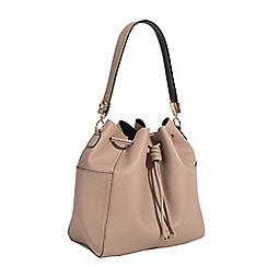 Parfois - Beige elizabeth handbag