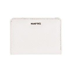 Parfois - Light cream tanger document wallet