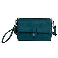 Parfois - Green cobra cross bag