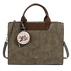 Parfois - Khaki churri briefcase