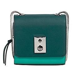 Parfois - Green relaxed crossbody bag