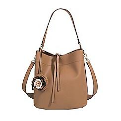 Parfois - Camel carnival handbag
