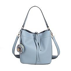 Parfois - Mid blue carnival handbag