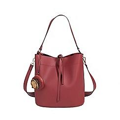 Parfois - Red carnival handbag