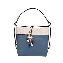 Parfois - Blue melania handbag