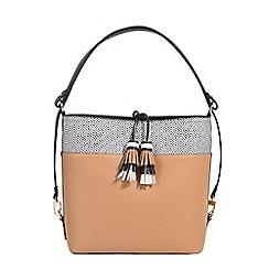 Parfois - Camel brown melania handbag