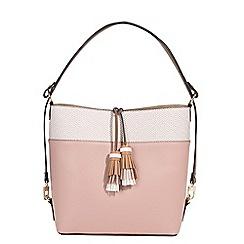 Parfois - Pink melania handbag