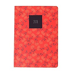 Parfois - Red nm basic liberty notebook