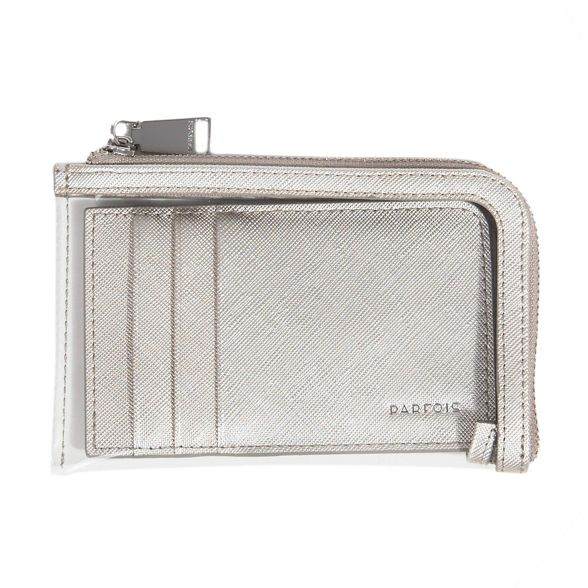 Silver wallet reptil basic Parfois document 6xpqvwnSZ0