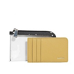 Parfois - Black raya document wallet