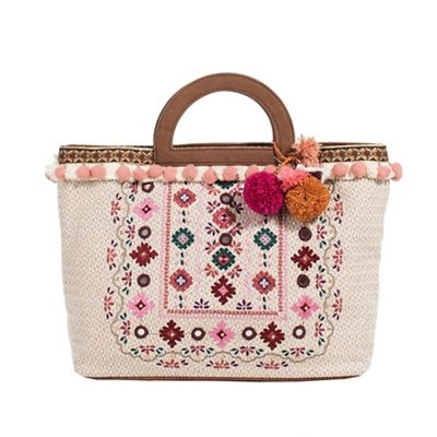 PARFOIS TULUM - Shopping Bag - multi-coloured