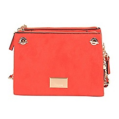 Parfois - Orange felipin cross bag