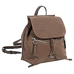 Parfois - Khaki felipin backpack