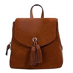 Parfois - Camel dakota backpack