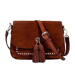 Parfois - Camel dakota cross bag
