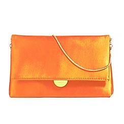 Parfois - Orange merci crossbody party bag