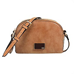 Parfois - Camel brown jacob cross bag